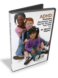 ADHD Strategies for Kids CD set