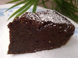 Gluten-free high-protein chocolate cake for ADHD kids